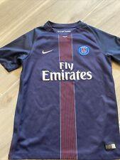 Youth Nike Paris Soccer jersey, size Xl