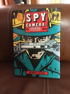 Spy Cameras: The Minox Story - Morris Moses