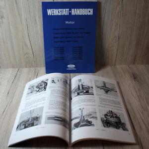 Ford Werkstatthandbuch Motor Dexta 2000 Super D. 3000 Major 4000 Super Major .