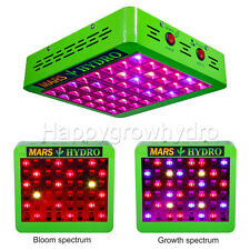 Mars Hydro 48 Full Spectrum LED Grow Light  Hydroponic Nutrients for Grow Tent