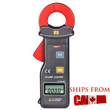 UNI-T UT251B - High Sensitivity Leakage Current Clamp Meters Leaker -- 0 - 600A