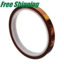 3D Sublimation Kapton Tape, Heat Resistance Proof Tape Heat Transfer Print