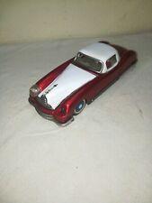 Modellino Auto In Latta Anni 60/70