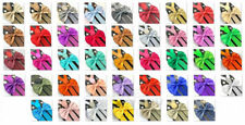 Suspender and Bow Tie Adults 42 Colors Combo Wedding Formal Wear Accessories