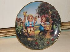 M,I, Hummel collector plate