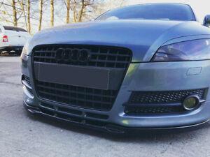 P-Performance ABS  eyelids eyebrows headlight spoiler for Audi TT 8J 06-14