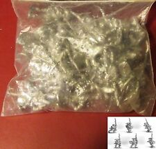 Old Glory AWI-6 Continental March Attack in Gaiters & Bicorne (30) Miniatures