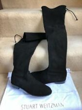Stuart Weitzman Suede Over Knee Boots for Women