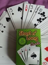 Magic Trick Short N Long Deck~Svengali Cards~Beginner Magician Card Tricks