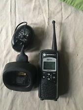 Motorola DTR650 Digital Portable 2 Way Radio Walkie Talkie