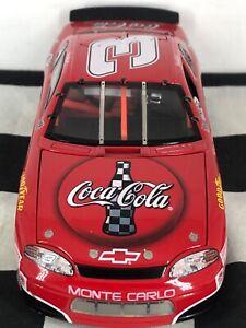RCCA ELITE 1:24 Dale Earnhardt #3 Coca-Cola 1998 Chevrolet Monte Carlo LOW #100
