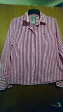 Ladies Striped Fitted Shirt 18