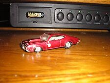 Racing Champions RC 1969 Pro Street Olds Oldsmobile Cutlass Red
