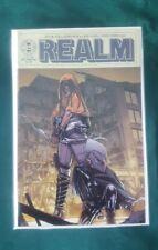 The Realm #2 (2017) Image NM 2nd Print Jeremy Haun