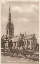 Wales Postcard - Bodelwyddan [Marble] Church - Denbighshire  2576