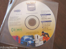 cd rom pc guida pratica al computer 2000 versione italiana memoday carta intesta