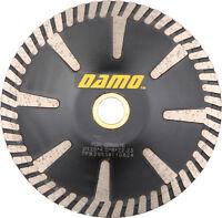 "5"" Diamond Contour Blade / Turbo Rim / Curve Cutting Blade for Granite Sink Hole"