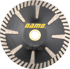 "5"" Diamond Contour Blade / Turbo Rim / Curve Cutting Blade for Granite Sink Hole"