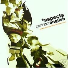 ASPECTS Correct English HOMBRE REC. 2001 HIP HOP RAR !
