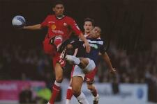 CREWE: KELVIN MELLOR SIGNED 6x4 ACTION PHOTO+COA