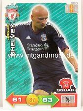Adrenalyn XL Liverpool FC 11/12 - #050 Jonjo Shelvey - Squad