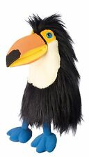 The Puppet Company - Large Birds - Toucan with Orange Bill Parrot Puppet