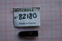PLAQUE CARTER MOULINET MITCHELL 206 208 218 COVER PLATE REEL PART 82235