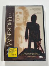 The Wicker Man DVD NEW Factory Sealed