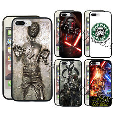 Star Wars Han Solo Kylo Ren Phone Case Fit for iPhone 11 pro XR 7+ 8+ & Samsung