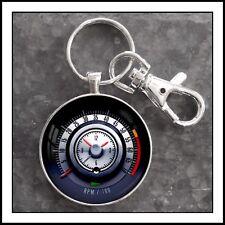 1968 Vintage Camaro Tachometer Tic Toc Tach Combo Gauge Photo Keychain