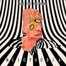 Cage The Elephant Melophobia LP Vinyl 33rpm