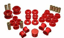 ENERGY SUSPENSION HYPER-FLEX SYSTEM FOR ACURA RSX 02-06 16-18111R ( RED )