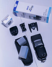 Nissin Di700 Air Flashgun with Air1 Commander CANON fit + Additional ACCESSORIES