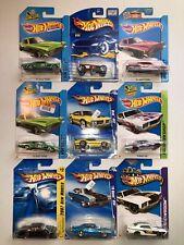 Hot Wheels Buick Rivera Grand National Olds GSX VHTF Lot Of 9.