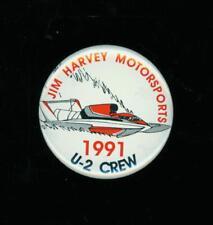 Jim Harvey Motorsports Crew Hydroplane Regatta Boat Racing Speed Race Boating