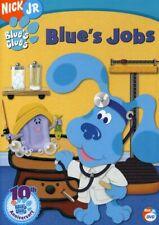 Blue's Clues Blue's Jobs 0097368899148 With Spencer Kayden DVD Region 1