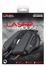 TRUST 20324 gxt158 Laser Gaming Mouse con pulsanti programmabili e 5000 DPI