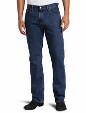 Levi's Mens Jeans Blue Size 54X30 505 Regular Fit Straight Leg Zip-Fly $69 #240