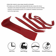 Door panel removal tools Removing auto trims Car/Vehicle dashboard disassembly