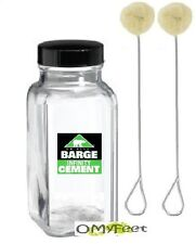 BARGE INFINITY CEMENT, Primer, Rubber Solution, Rubber Additive. Shoe Repair NEW