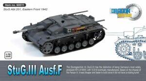 Stug.iii Ausf.f Stug.abt.201 Eastern Front 1942 Tank 1:72 Plastic Model Kit