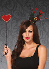 Queen of Hearts Style Crown Accessory Kit