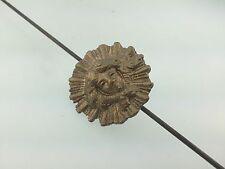 """French Clock Pendulum 1 1/2"""" Diameter Sunburst"""