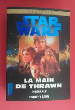 STAR WARS LA MAIN DE THRAWN - VF - GF - TIMOTHY ZAHN - INTEGRALE - R 3982