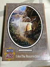 NEW  Sealed MasterPieces I AM THE RESURRECTION 550 piece Jigsaw Puzzle Jesus