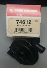 NOS HVAC Heater Control Valve-Heater Valve Front FOUR SEASONS 74612