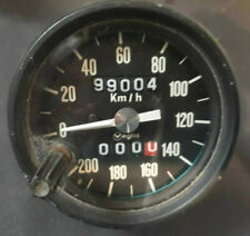Fiat Lancia Renault Ctroen Speedometer Veglia 200 km / H Diameter 85mm