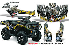 CanAm SST G2 AMR Racing Graphic Kit Wrap Quad Decal ATV 2013-2014 NMBR OF BEAST