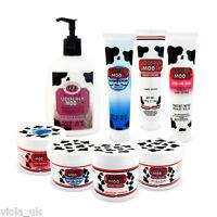 Udderly Smooth Chamois Anti Chaffing Urea Cream Foot Cream Body Moisturiser UK