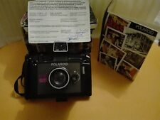 Vintage Instant Polaroid EE55 Camera 1976 in Original Box